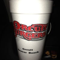 Photo taken at Orcutt Burger by Craig Y. on 6/22/2012