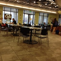 Photo taken at Barnes & Noble Cafe by Kerry G. on 8/27/2012