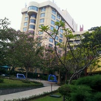 Photo taken at Mercure Hotel by Dadang Iwan S. on 4/25/2012