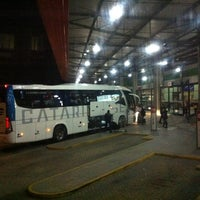 Photo taken at Terminal Rodoviário Internacional de Itajaí (TERRI) by Idmar R. on 8/13/2012