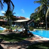 Photo taken at Costa Brasilis Resort by Regina S. on 7/1/2012