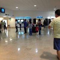 Photo taken at Aeropuerto Internacional General Rafael Buelna (MZT) by Ayngelina B. on 6/10/2012