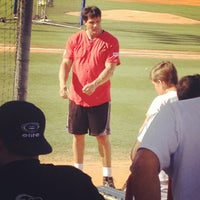 Photo taken at MLB Urban Youth Academy by Maria V. on 7/12/2012