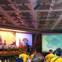 Photo taken at Paradiso Hotel Ballroom by Dadang K. on 5/10/2012
