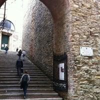 Photo taken at Dipartimento di Architettura by Demetrio Z. on 6/4/2012