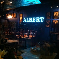 Photo taken at The Albert by Ronnie L. on 4/27/2012