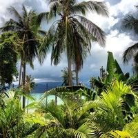 Photo taken at Idyllic Samui Resort by Kristina C. on 4/5/2012