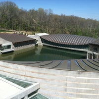 Photo taken at Crystal Bridges Museum of American Art by Michael S. on 3/26/2012
