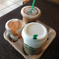 Photo taken at Starbucks by Mazda M. on 7/16/2012