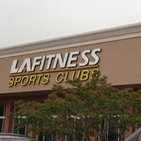 Photo taken at LA Fitness by Mr. Commints on 4/20/2012
