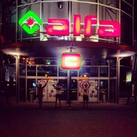Photo taken at Alfa by Džoijs A. K. on 7/26/2012