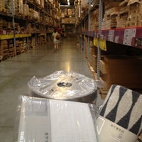 Photo taken at IKEA by Megan S. on 7/15/2012