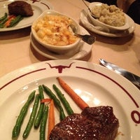 Photo taken at Y. O. Ranch Steakhouse by Brian B. on 4/4/2012