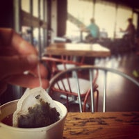 Photo taken at Edgehill Cafe by Laura T. on 6/22/2012
