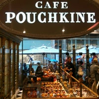 caf pouchkine tea room in paris. Black Bedroom Furniture Sets. Home Design Ideas