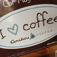 Photo taken at Caribou Coffee by Dennis F. on 5/5/2012
