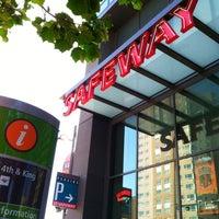 Photo taken at Safeway by Rosemarie M. on 6/1/2012