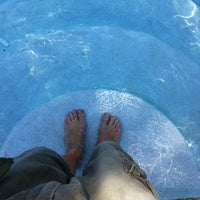 Photo taken at Toes N Pool by Chris S. on 4/8/2012
