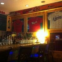 Photo taken at Red Baseball Club by Ji Hye S. on 6/19/2012