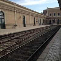 Photo taken at Estación de Cartagena by Miquel M. on 5/29/2012