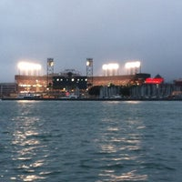 Photo taken at McCovey Cove by Jack H. on 7/15/2012