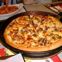 Photo taken at Pizza Hut by Alan R. on 9/4/2012