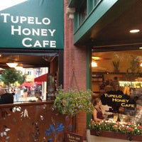 Photo taken at Tupelo Honey Cafe by Fred W. on 6/28/2012