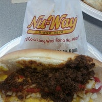 Photo taken at Nu-Way Weiners by Robin H. on 7/7/2012