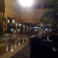 Photo taken at Top Hotel Praha by Daniel R. on 7/22/2012