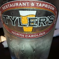 Photo taken at Tyler's Restaurant & Taproom by Emily C. on 6/16/2012
