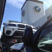 Photo taken at Motorwerks BMW by Neil G. on 8/18/2012