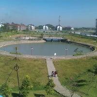 Photo taken at Telkom Engineering School (TES) by Ali M. on 6/17/2012
