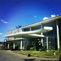 Photo taken at Museu de Arte da Pampulha by Marcelo B. on 8/28/2012