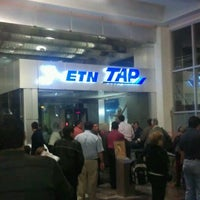 Photo taken at Sala/Gate 1 by Rodrigo M. on 4/21/2012