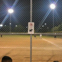 Photo taken at Krieg Field Softball Complex by Joana P. on 4/10/2012