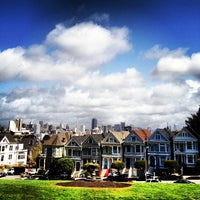 Photo taken at Painted Ladies by Kayvon T. on 3/31/2012