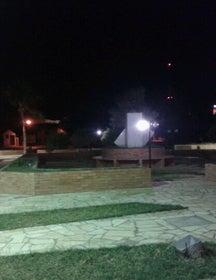 Praça Dr. Paulo Gonçalves (praça da saudade)
