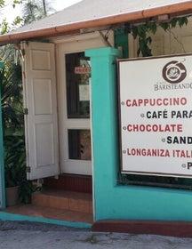 Café Baristeando