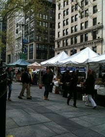 City Hall Greenmarket