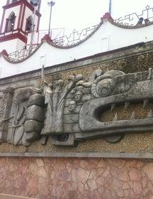 Mural A La Cultura Totonaca