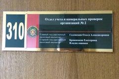 Инспекция Министерства по налогам и сборам по Центральному району - Налоговая инспекция