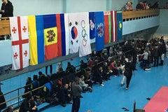 Спартак - Школа по тяжелой атлетике