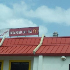 Photo taken at McDonald's by Benito P. on 8/5/2012