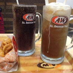 Photo taken at A&W by -Arman A. on 3/2/2012
