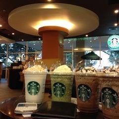 Photo taken at Starbucks by AdzmatKhan M. on 8/6/2012