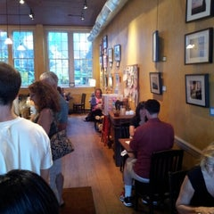 Photo taken at Gryphon Café by Tom S. on 9/9/2012