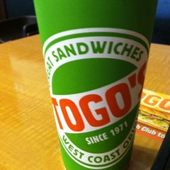 Photo taken at TOGO'S Sandwiches by Ackord Christopher P. on 6/13/2012