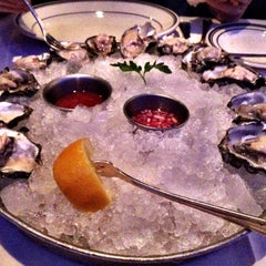 Photo taken at The Oceanaire Seafood Room by Amanda D. on 6/30/2012