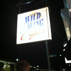 Photo taken at Wild Wing Cafe by Jasmine J. on 8/5/2012