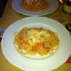 Photo taken at Ristorante Al Giardinetto by Nadezhda M. on 8/20/2012